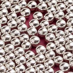 dragees Perles Argentées par 100 Grammes