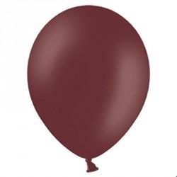 100 Ballons de baudruche chocolat 27 cm