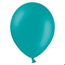 100 Ballons de baudruche turquoise 27 cm