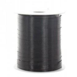 Bolduc noir brillant 225m x 5mm