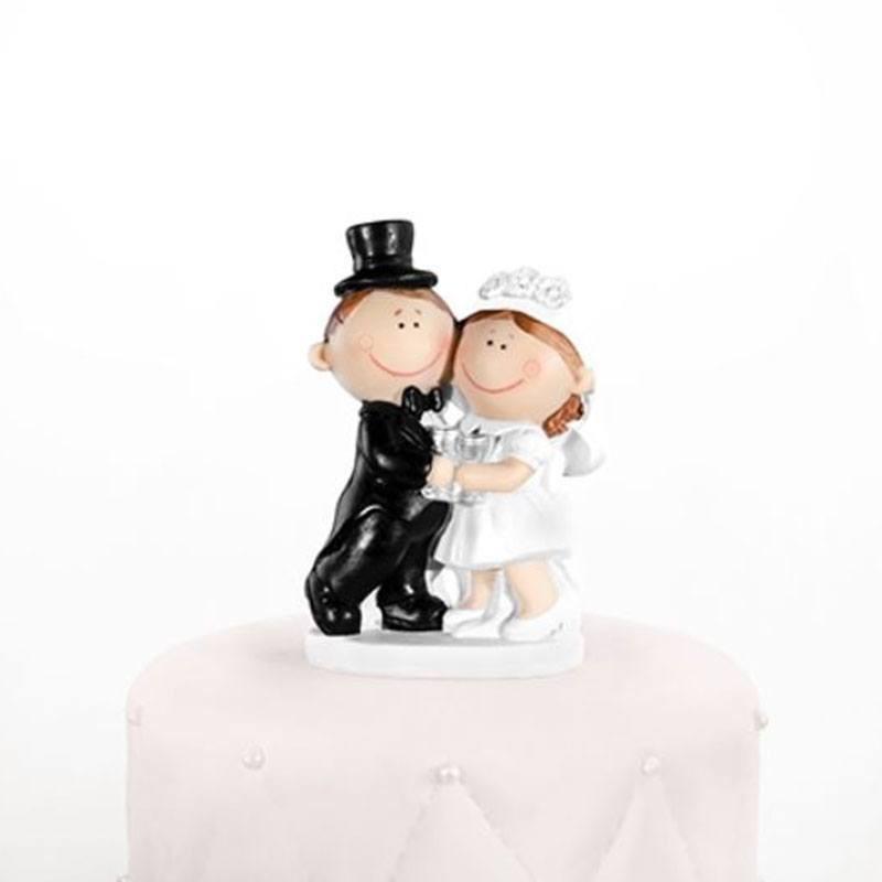 Figurine De Mariage Pas Cher Couple Heureux Dragees Anahita
