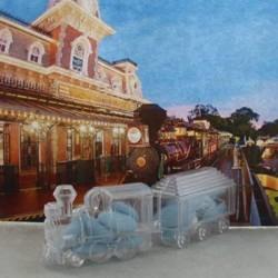 Contenant dragées locomotive + wagon