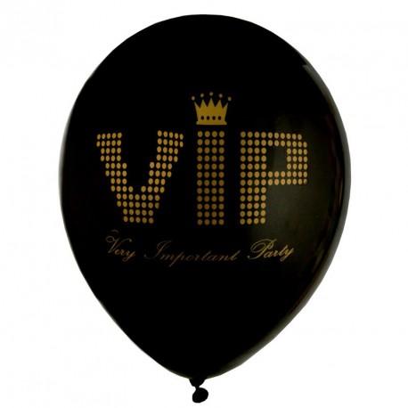 8 ballons gonflables thème VIP