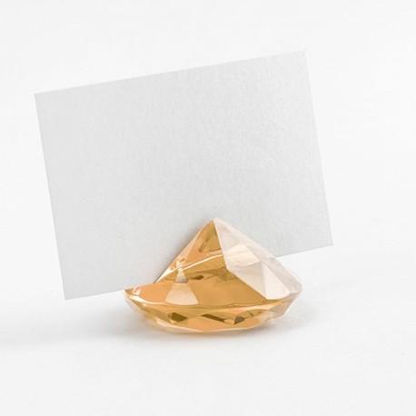 Marque place diamant 40 mm