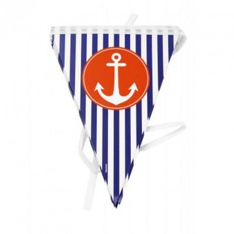 Banderole thème marin