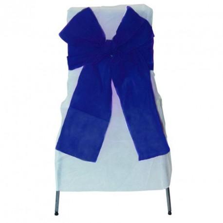 6 Nœuds de chaise bleu marine