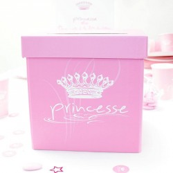 Urne Princesse rose