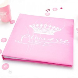 Livre d'or Princesse rose