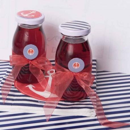 """Confettis de table thème """"Marin"""" pour marquer les petits cadeaux à offrir aux invités"""