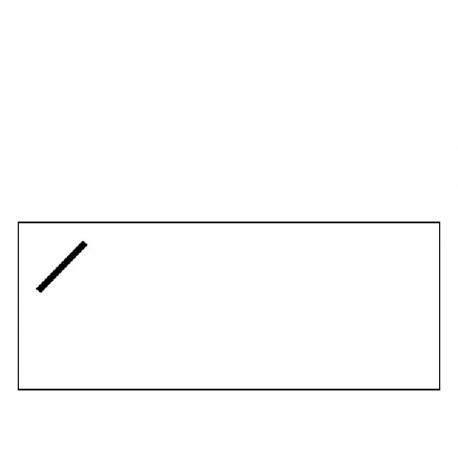 Etiquette personnalisable Texte et Logo