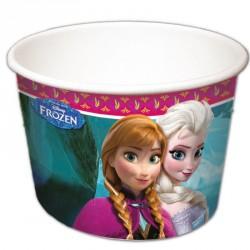 8 pot à glace La Reine des Neiges au design soigné, pratiques et très résistants.