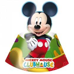 6 Chapeaux Mickey au design très authentique pour une fête inoubliable.