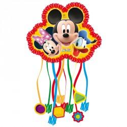 Pinata Mickey pour une animation de fête très amusante.