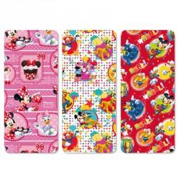 Papier Cadeau Mickey / Minnie 200x70cm pour présenter et offrir autrement des cadeaux à vos enfants.