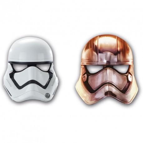 6 Masques Star Wars pour s'immerger totalement dans l'univers de la saga.