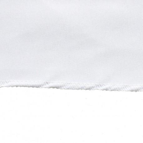 Nappe tissu blanc en rouleau de 6 mètres