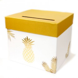 Urne Tirelire Ananas