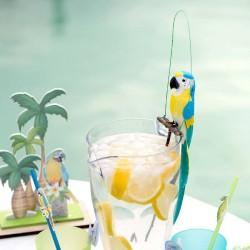 Perroquet Bleu pour décoration