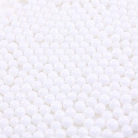 Perles de sucre Blanches nacrées 100gr