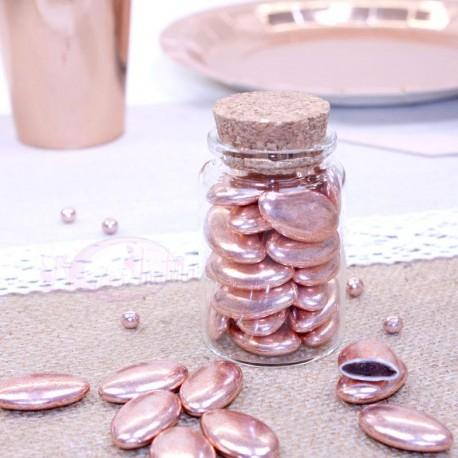 Dragées au chocolat Rose Gold 70%