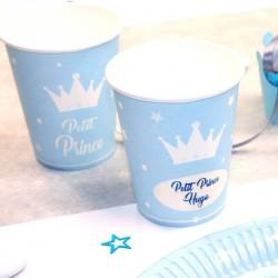 10 Gobelets Petit Prince 250ml