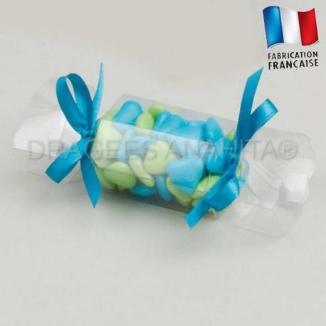 Emballage  à dragées transparent