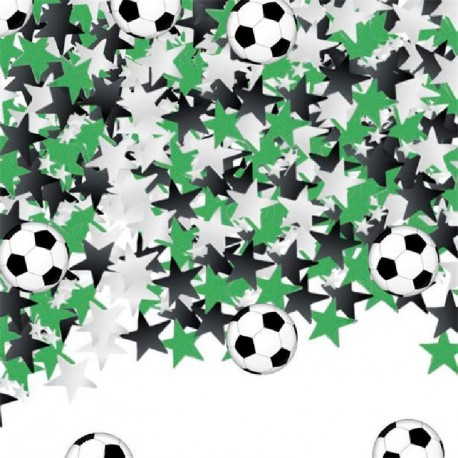 Confettis de table Football