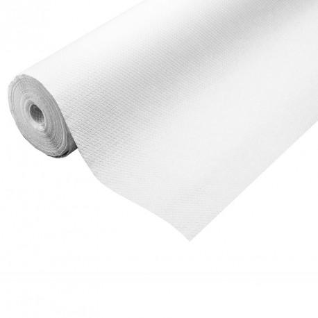Nappe papier rouleau 20m Blanche