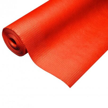 Nappe papier rouleau 20m Rouge