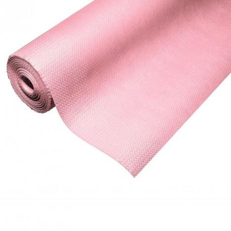 Nappe papier rouleau 20m Rose