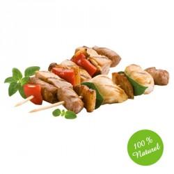 40 Brochettes bonbons, fruits ou viandes 30cm