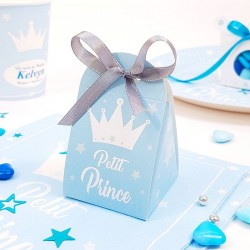 10 Boites à dragées Petit Prince