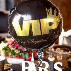 Ballon Alu VIP