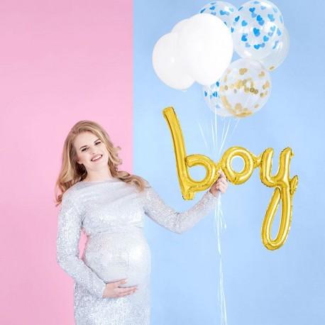 Ballon or Boy Aluminum