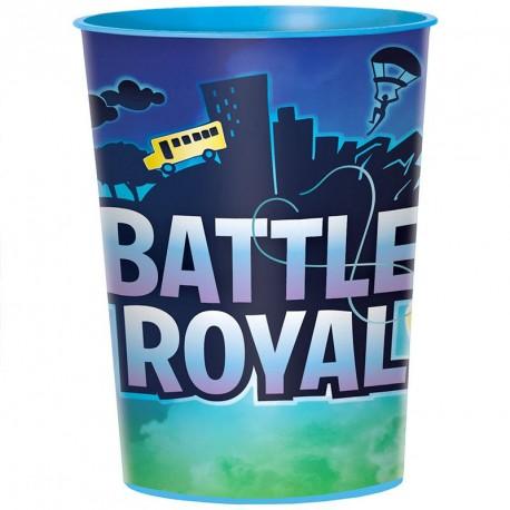 Gobelet rigide Fornite Battle Royal réutilisable