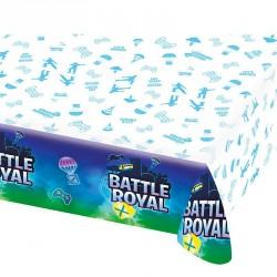 Nappe Fortnite en plastique pour anniversaire