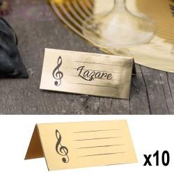 marque place thème musique