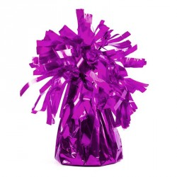 Poids pour ballon couleur Fuchsia