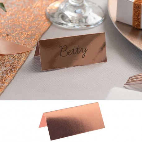 10 Marque place Rose Gold