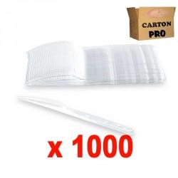 1000 COUTEAUX 180 TRANSPARENT
