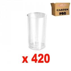 420 VERRES LONG DRINK 20 CL