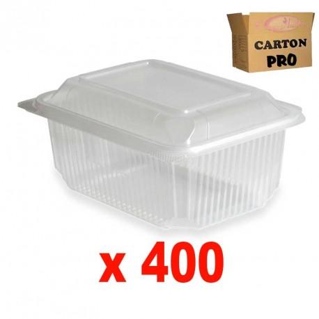 400 BARQUETTES MICRO-ONDABLECHARNIERE  1000