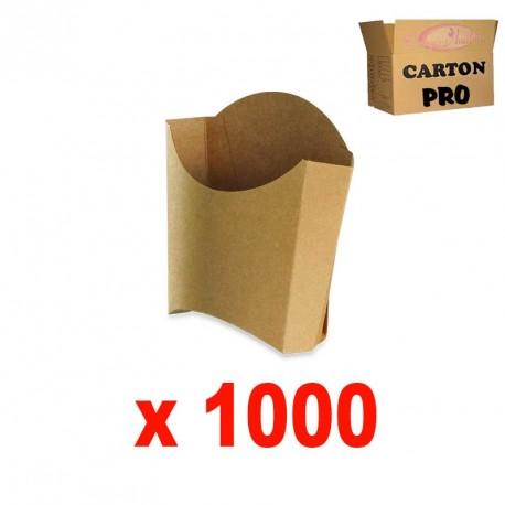 1000 CORNETS A FRITES KRAFT PM