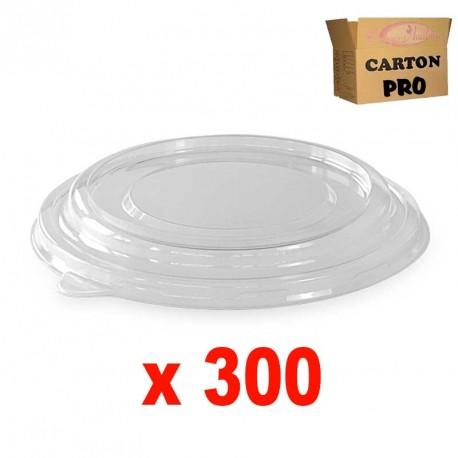 300 COUVERCLES PET POUR SKB 500 & 780