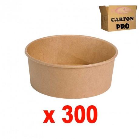 300 POTS A SALADE KRAFT 1100 ml
