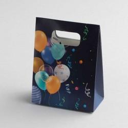 6 Pochettes Ballons anniversaire