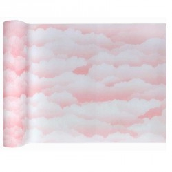 Chemin de Table nuage Rose