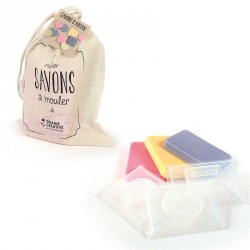 Facile de fabriquer ses propres savons avec ce kit savons d'antan