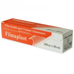 Film alimentaire boîte distributrice 300 m x 30 cm