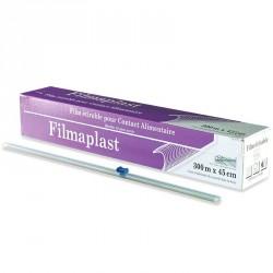 Film alimentaire boîte distributrice avec cutter 300m x 45cm